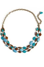 turquoise belt/necklace