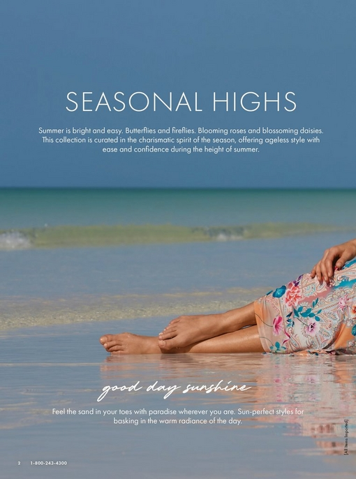 seasonal highs
