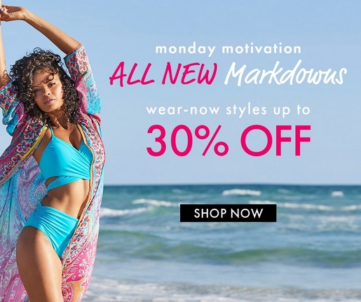 All New Markdowns!