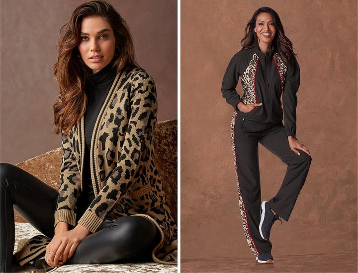 Go For Bold With Animal Print Fashion