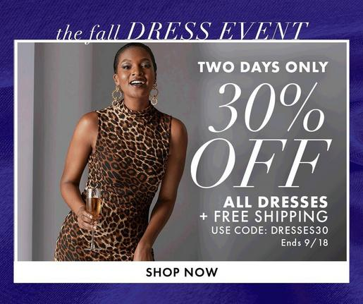Dress Flash Sale!