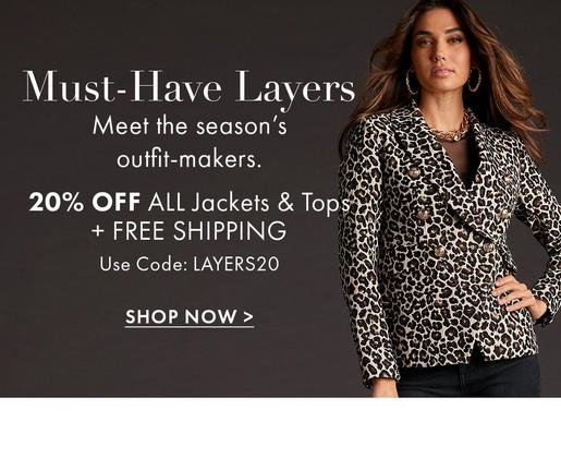 Must-Have Layers!