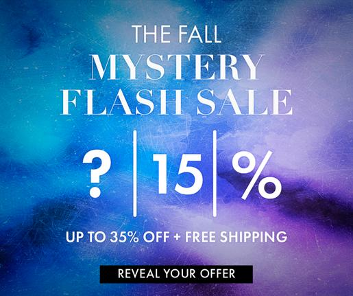 The Fall Mystery Sale