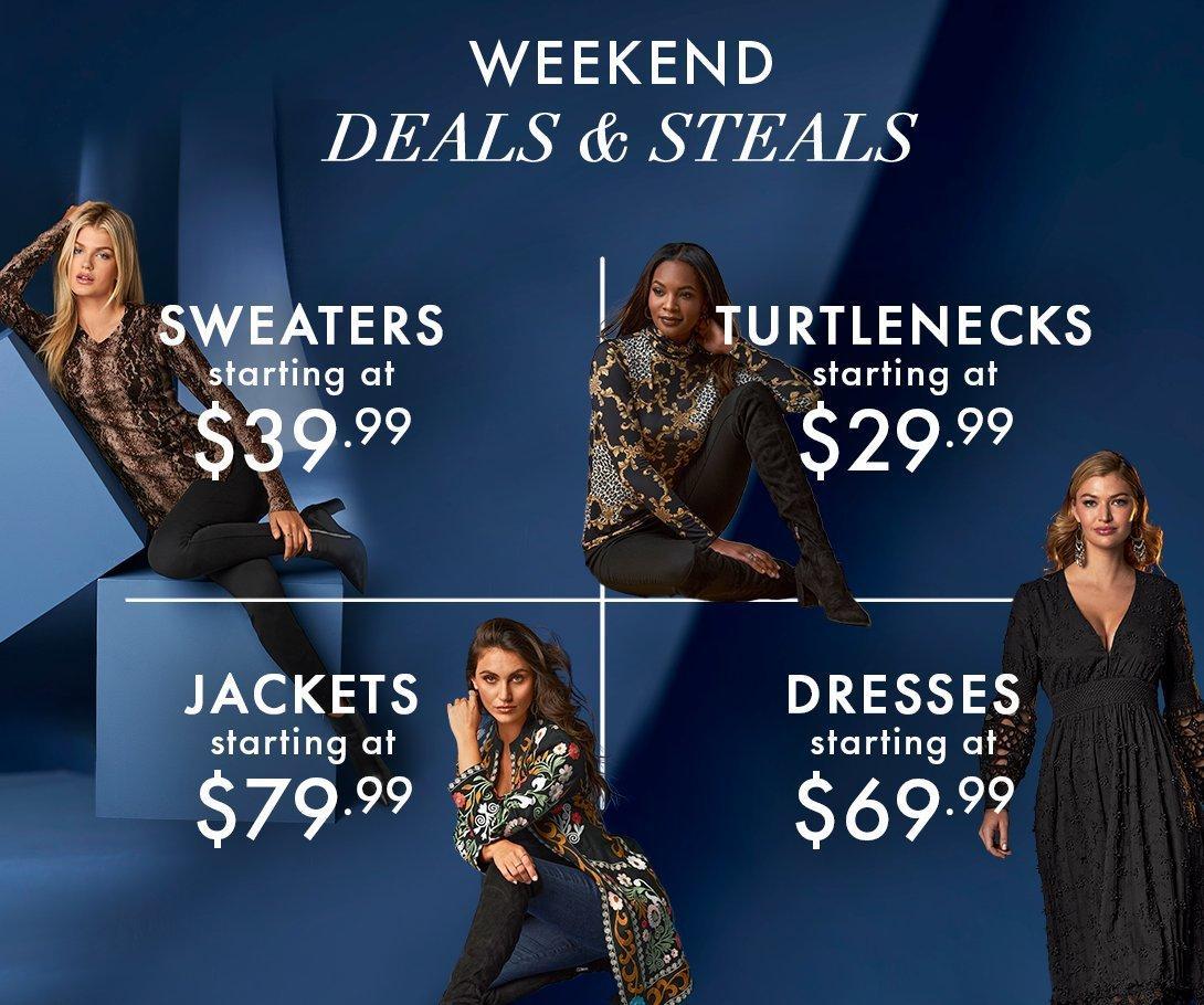 Shop Weekend Deals