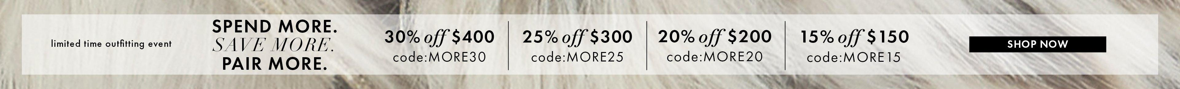 black text on silver background explaining the sale.