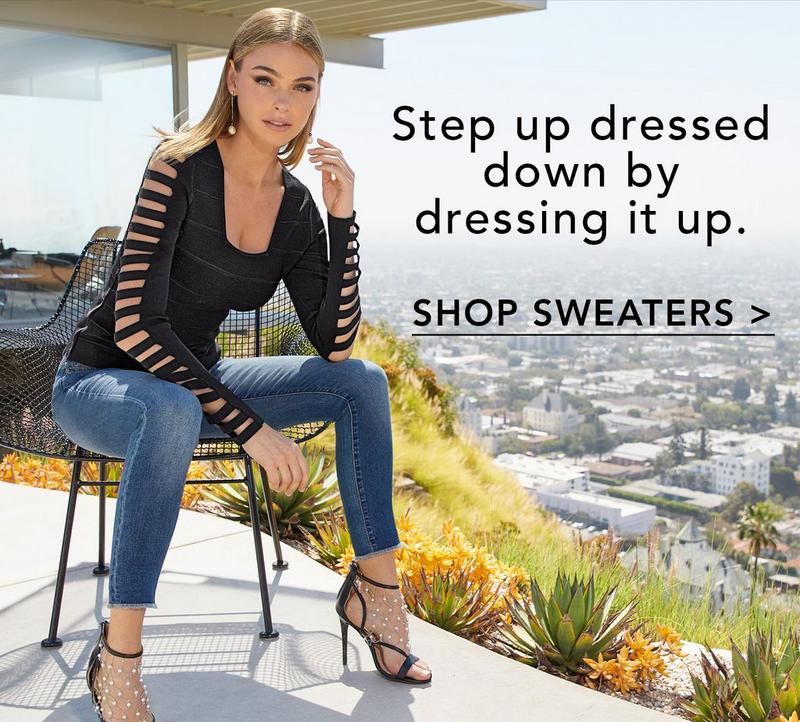 Women's Clothing, Shoes & Accessories | Latest In Women's