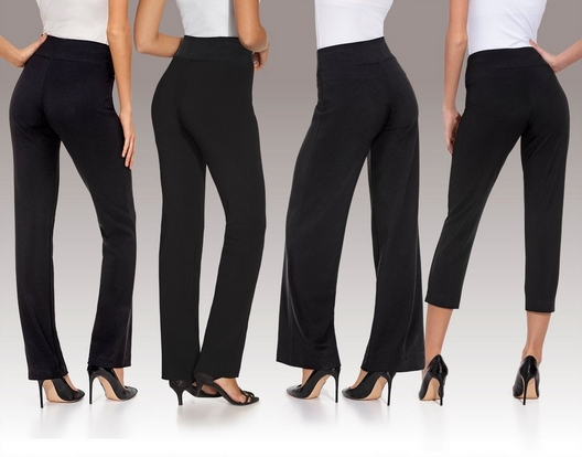 The Black Pant Perfect to Wear Everywhere