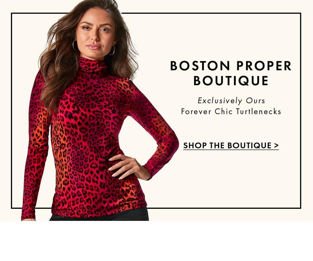 shop the turtleneck boutique