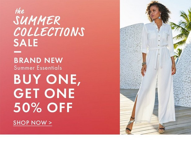 The Summer Collections Sale
