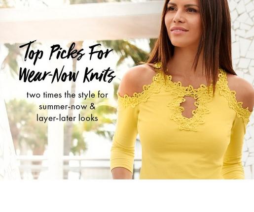 Wear-Now Knits