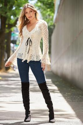 Display product reviews for Nora Skinny Pull-On Jean II