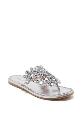 Display product reviews for Crystal sandal