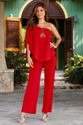 Triple Threat Jumpsuit