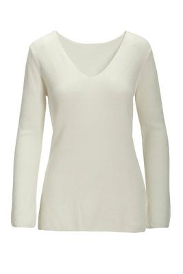 Display product reviews for V neck easy sweater