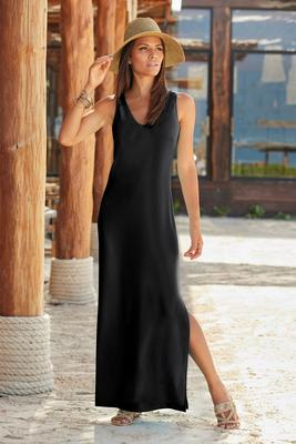 Display product reviews for Beyond travel™ v neck maxi dress
