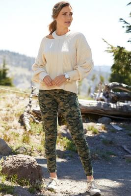 Display product reviews for Marla Camo Legging