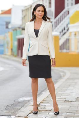 Beyond Travel™ Pencil Skirt