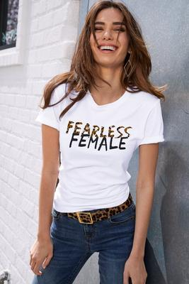 Fearless Female Tee