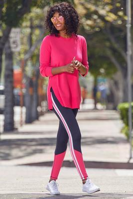 Color Block Sport Legging