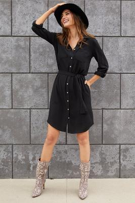 Display product reviews for Urban Utility Shirt Dress