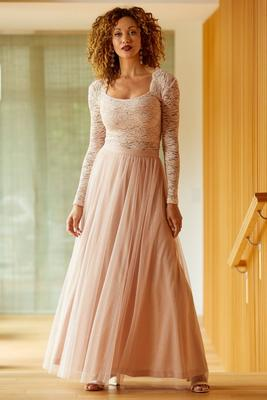 Display product reviews for Sparkle Tulle Maxi Skirt