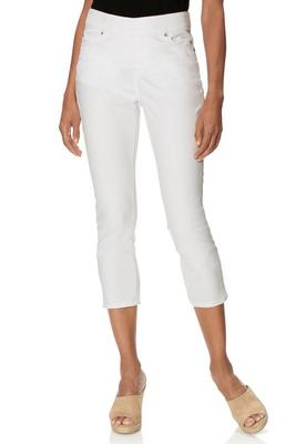 Maya Pull-On Crop Jean