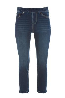 Display product reviews for Maya Pull-On Crop Jean