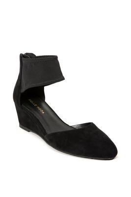 Display product reviews for Closed Toe Mesh Wedge Heel