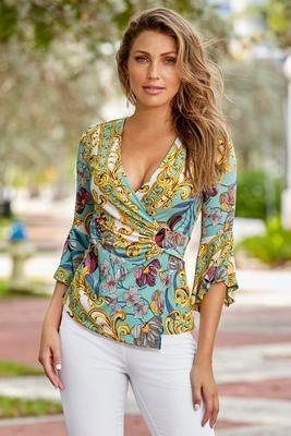 Surplice Status-Print Top