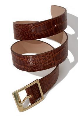 Classic Croc Belt