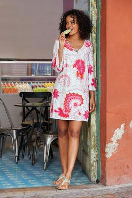 Display product reviews for Beaded Tunic Dress