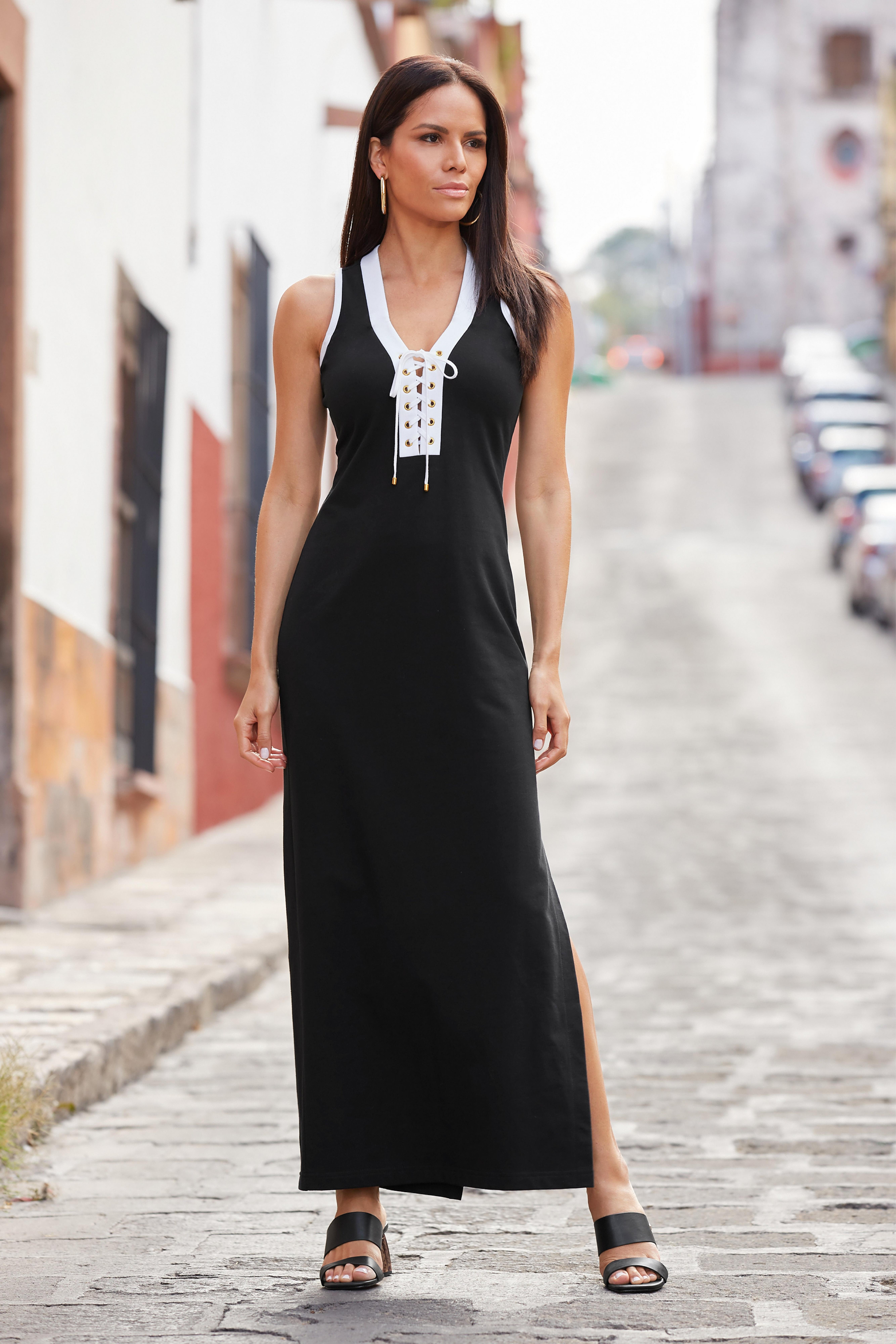 Sport Maxi Dresses