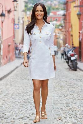 utility pocket sport dress