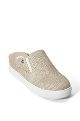 Croco Slip-On Sneaker
