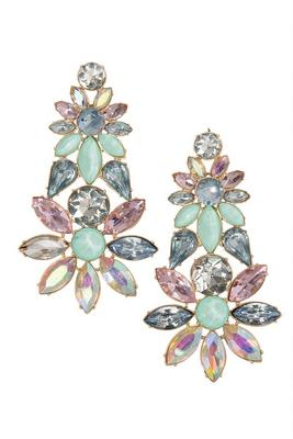 spring statement earrings