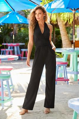 Display product reviews for Halter Jumpsuit