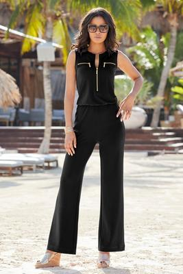beyond travel™ chic jumpsuit