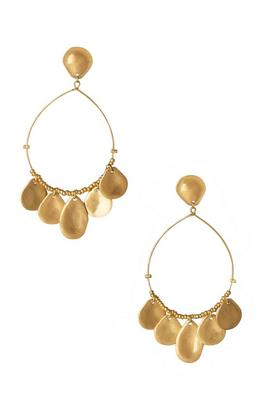 Everyday Dangle Hoop Earrings