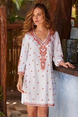 Baubles Tunic Dress
