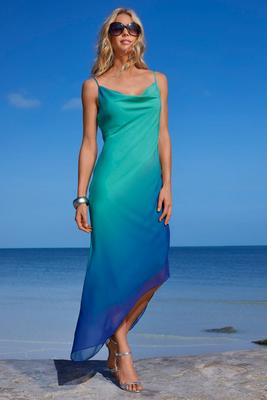 Display product reviews for Ombré Asymmetrical Dress