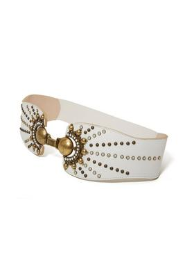 Thick Studded Belt