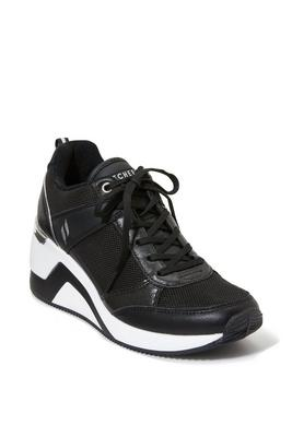 Display product reviews for Everyday Lace-Up Sneaker Wedge