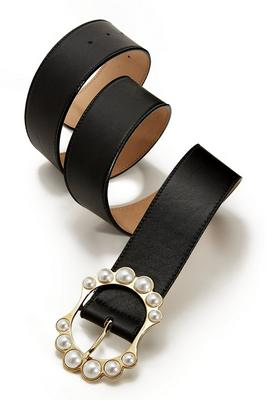 Display product reviews for Pearl Buckle Belt