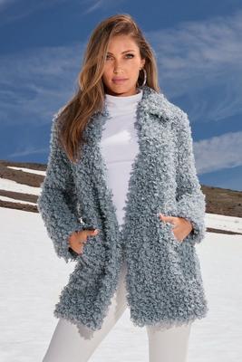 Plush Teddy Coat