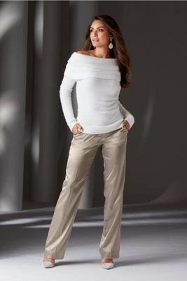 Display product reviews for Satin Trouser Pant