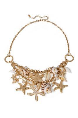 Sealife Layered Necklace
