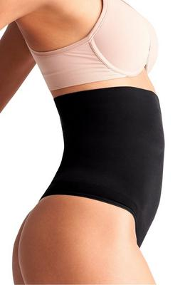high-waist thong shaper
