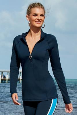 b-active half-zip sport pullover
