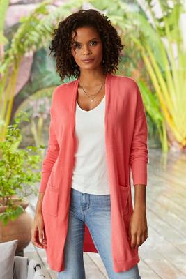 Long-Sleeve Must-Have Cardigan