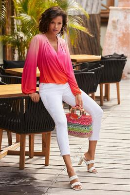 proper stretch high-rise slim ankle jean